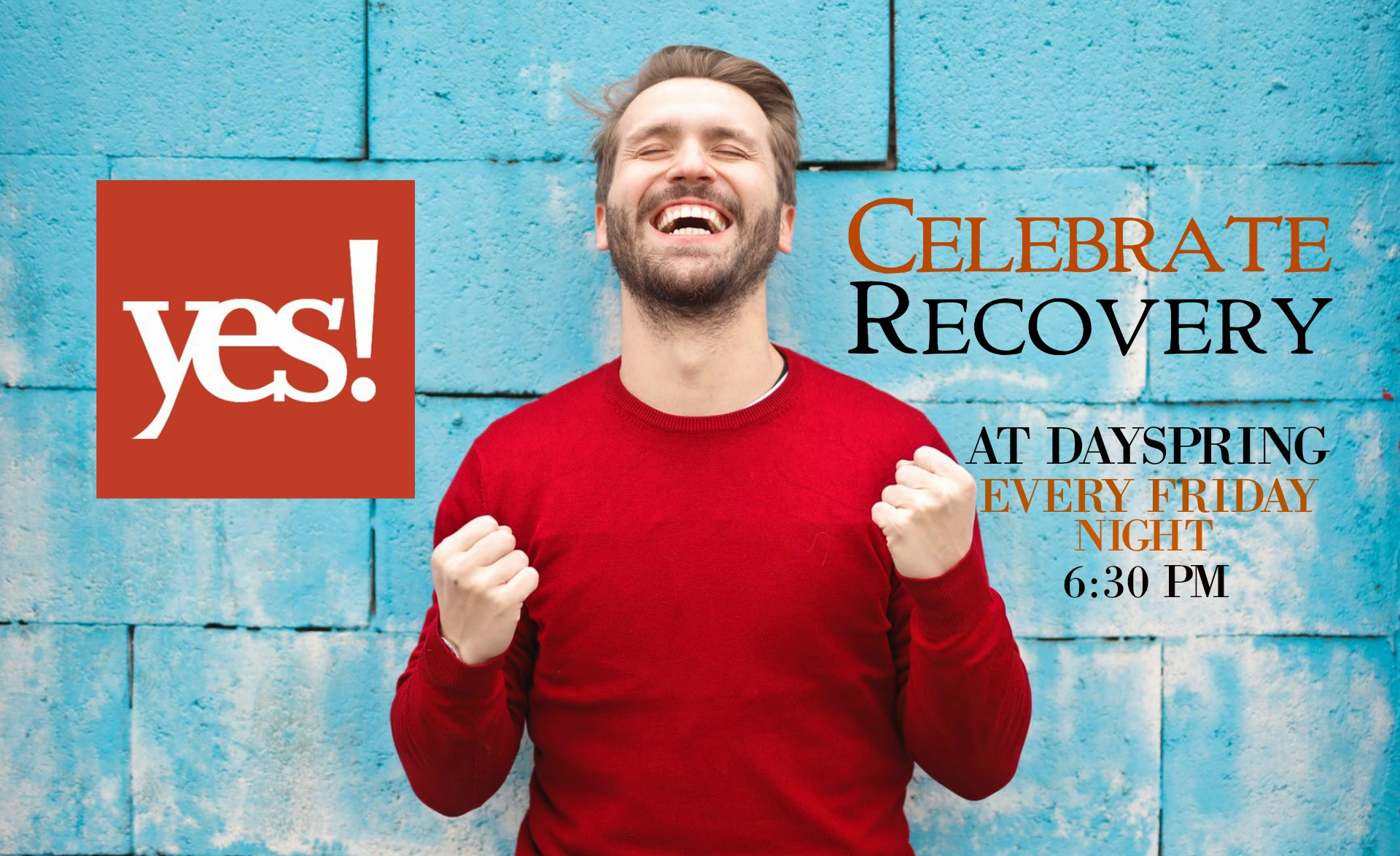 Celebrate Recovery IV