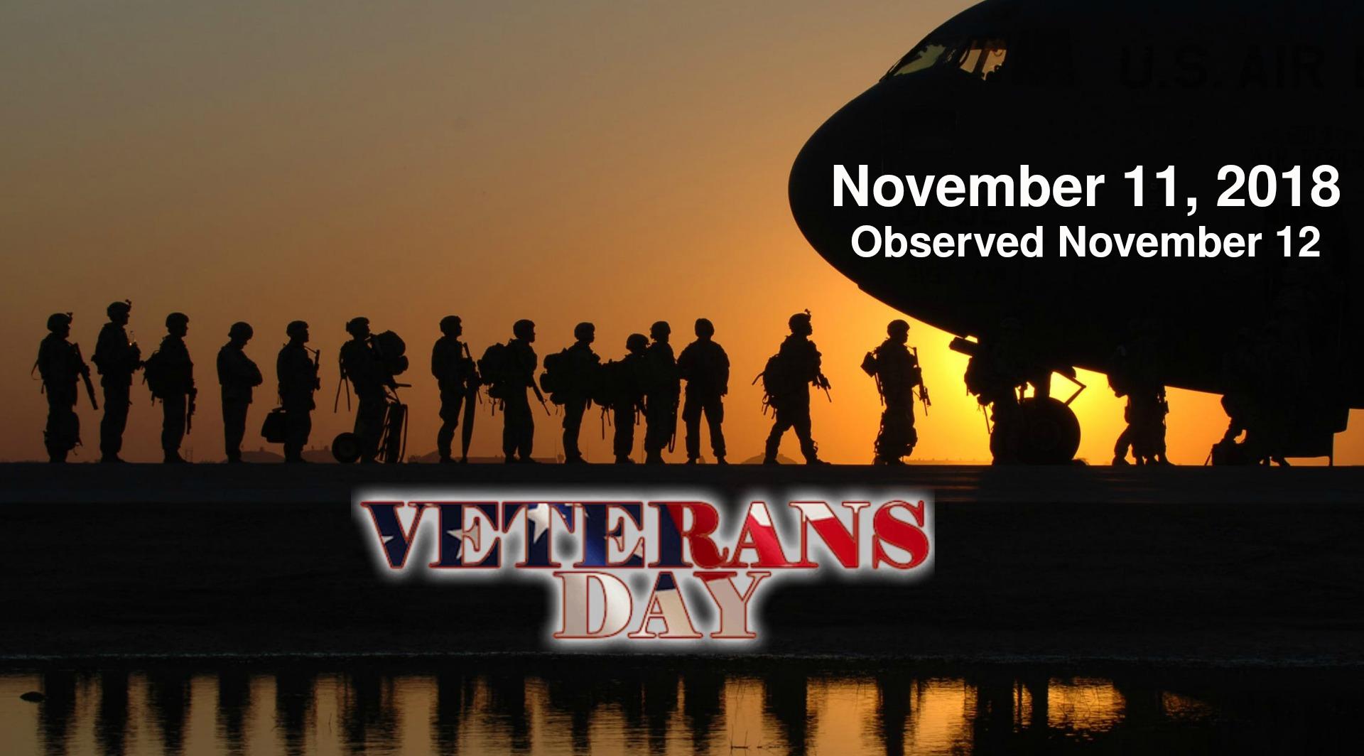 Veterans Day 2018 II